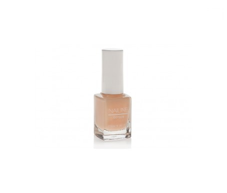 Nailine Oxygen esmalte de uñas color apricot nº21 12ml