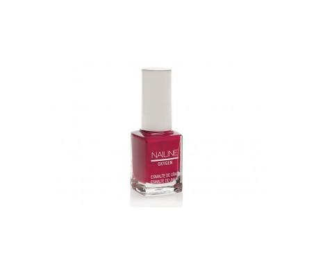 Nailine Oxygen esmalte de uñas color fucsia nº22 12ml