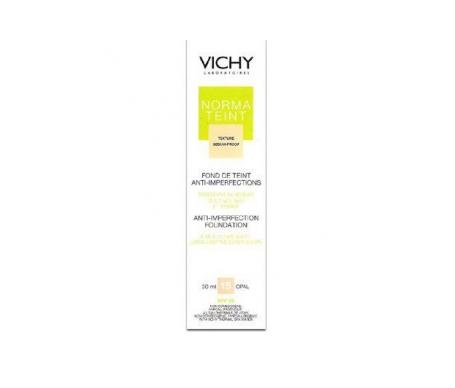 Vichy Normaderm Teint 15 tono opal 30ml
