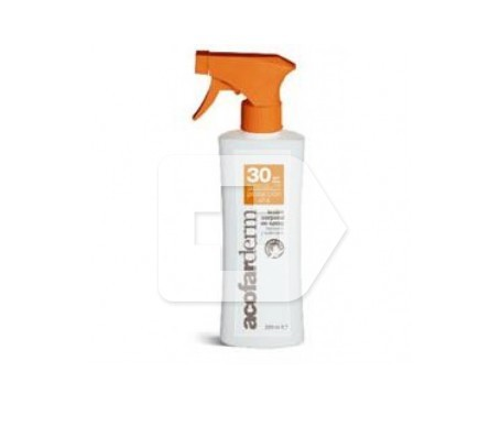 Acofarderm Spray cor SPF30+ 200ml