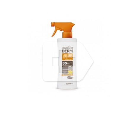 Acofarderm spray fotoprotector Pediátrico SPF 30 200ml