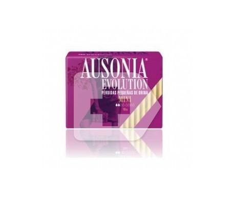 Ausonia® Evolution compresa mini 18uds