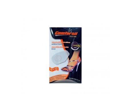 Comforsil miniplantillas extrafinas translúcidas 2uds