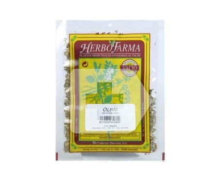 Herbofarma olivo al vacio 30g