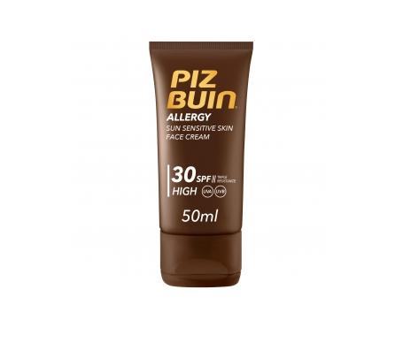 Piz Buin® Allergy SPF30+ crema facial 50ml
