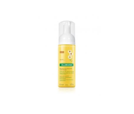 Schiuma di cloro senza risciacquo camomilla 150ml