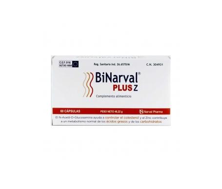 BiNarval Plus® 760mg 60cáps