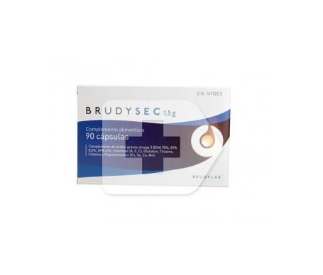 BrudySec 1,5g 90cáps