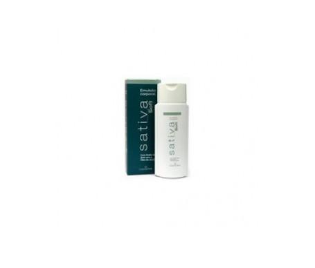 Sativa Soft emulsión corporal Cosmeclinik 200ml