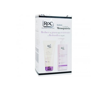 RoC® loción corporal multiregenerante 400ml + rocreductor hidratación 200ml