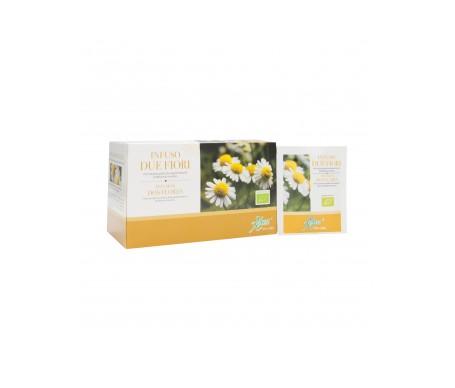Aboca® Biotisana manzanilla dos flores 20 filtros