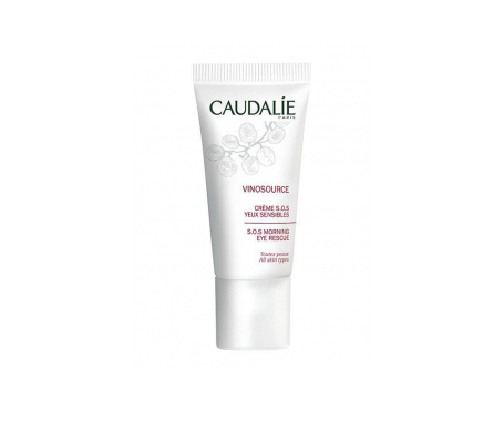 CAUDALIE Vinosource crema S.O.S. ojos sensibles 15ml