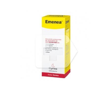 Emenea®  jarabe simple sabor cereza 250ml