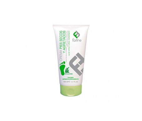 Farline crema hidratante pies 150ml