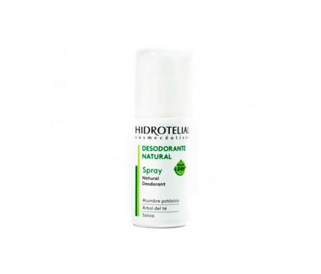 Hidrotelial desodorante natural spray 75ml