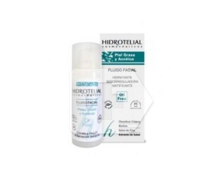 Hydrotelial Fluid Facial Oil Free 50ml Oily Skins