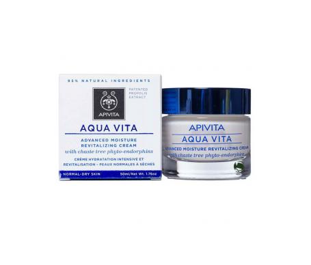 Apivita Aqua Vita crema hidratante 50ml
