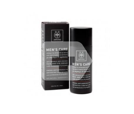 Apivita Men's Care crema antiarrugas antifatiga 50ml