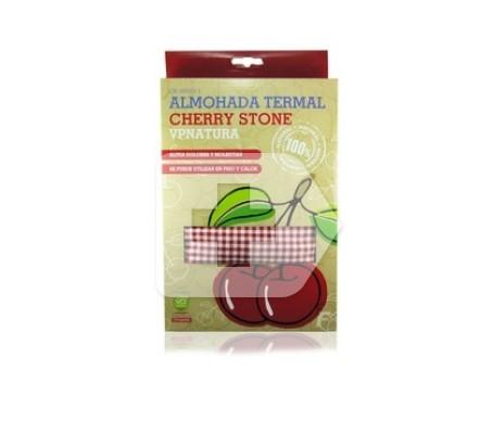 VP Natura Cherry Stone almohada termal frío/calor 1ud
