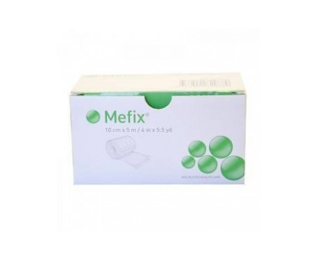 Mefix esparadrapo tela elástico 2,5mx10cm