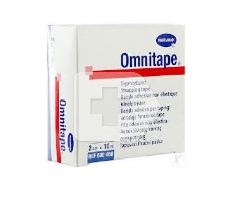 Omnitape cinta adhesiva Tape 2cmx10m