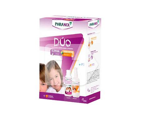 Paranix Pack Dúo Spray Protec + Spray