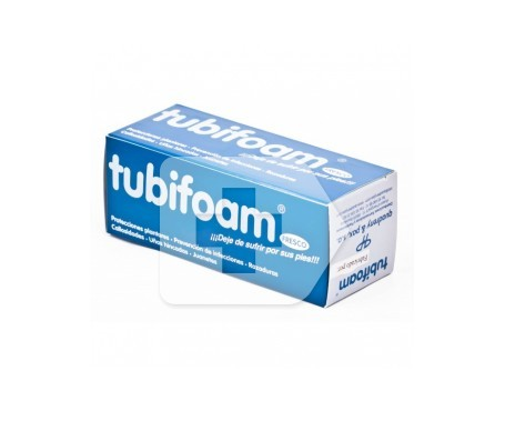 Tubifoam® venda tubular Nº1 diámetro 12mm 6uds
