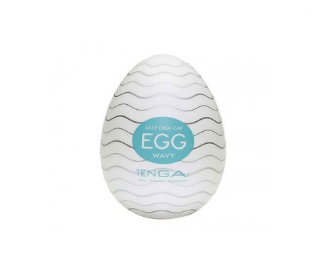 Tenga huevo Wavy 1ud