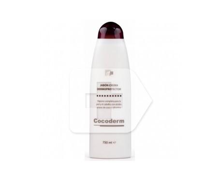 Cocoderm jabón líquido 750ml