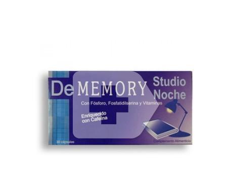 DeMemory Studio Night 30caps