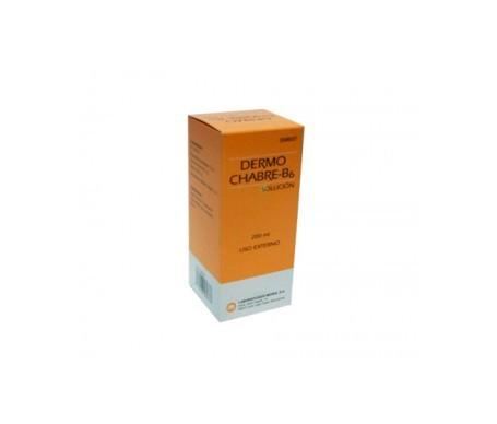 Dermo Chabre B6 solución 200ml