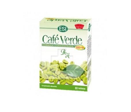 ESI café verde 60 tabletas