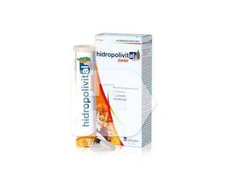 Hidropolivital Junior 40 chewable tablets