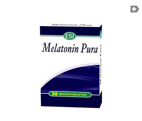 ESI Melatonin Pura 1mg 30 tabletas
