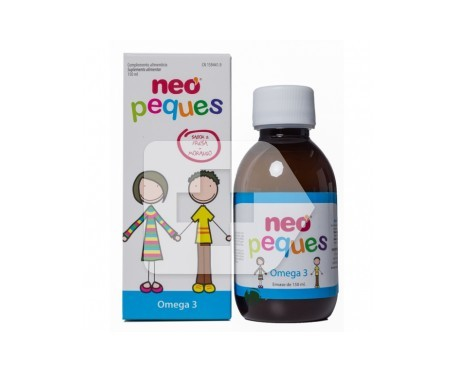 NeoPeques® Omega 3 150ml