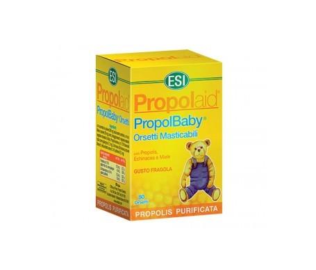 Propolaid PropolBaby 80 ositos masticables