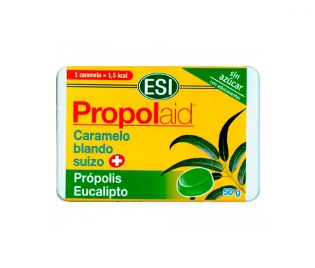 Propolaid pastillas blandas própolis eucalipto 50g