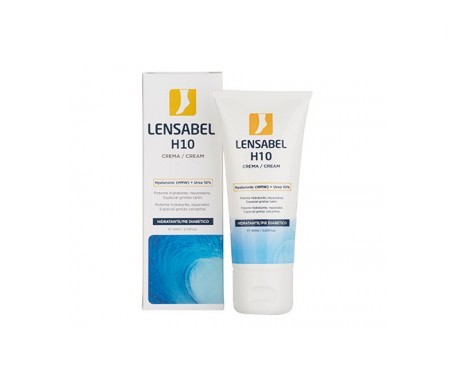 Lensabel Urea-10 crema pies 50ml