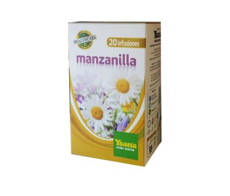 Ysana manzanilla 20 infusiones