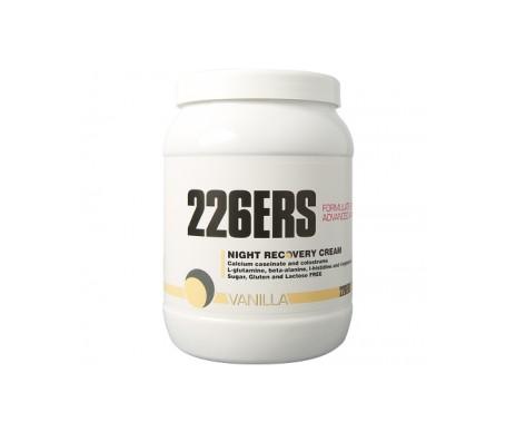 226ERS recuperador muscular nocturno vainilla 500g