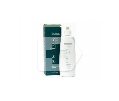Cosmeclinick Sativa Aloe 250ml
