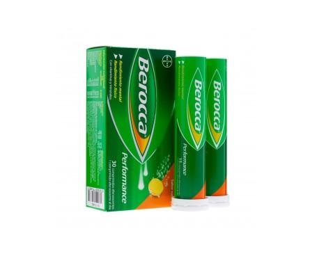 Berocca® Performance naranja 30comp efervescentes