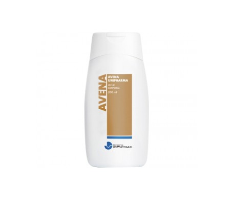 Avena Unipharma leche corporal 200ml