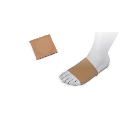 Comforsil banda elástica almohadilla de silicona T-L 1ud