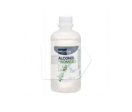Saluvital alcohol de romero 250ml