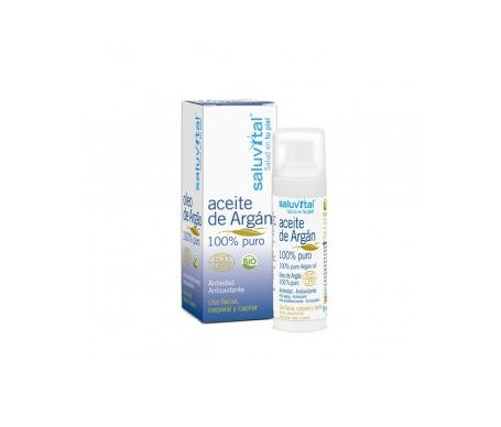 Saluvital aceite puro de argán perfumado 30ml