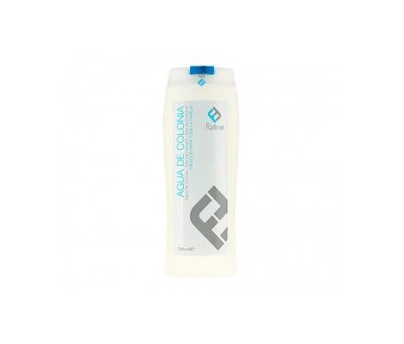 Farline agua de colonia 750ml