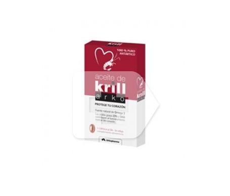 Arkopharma krill oil 15caps
