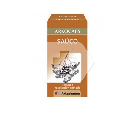 Arkocaps Saúco 48cáps