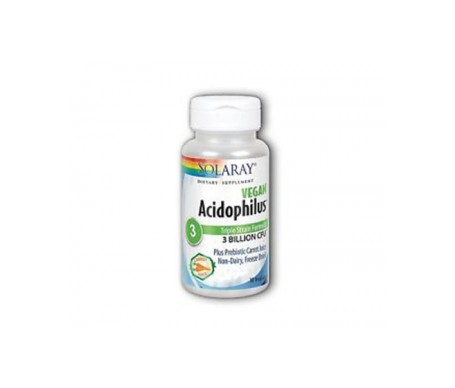 SOLARAY Vegan Acidophilus 30ml